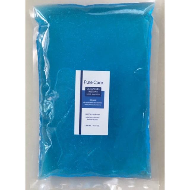 เจลล้างมือ Alcohol gel แบบเติม ขนาด 1000 ml.