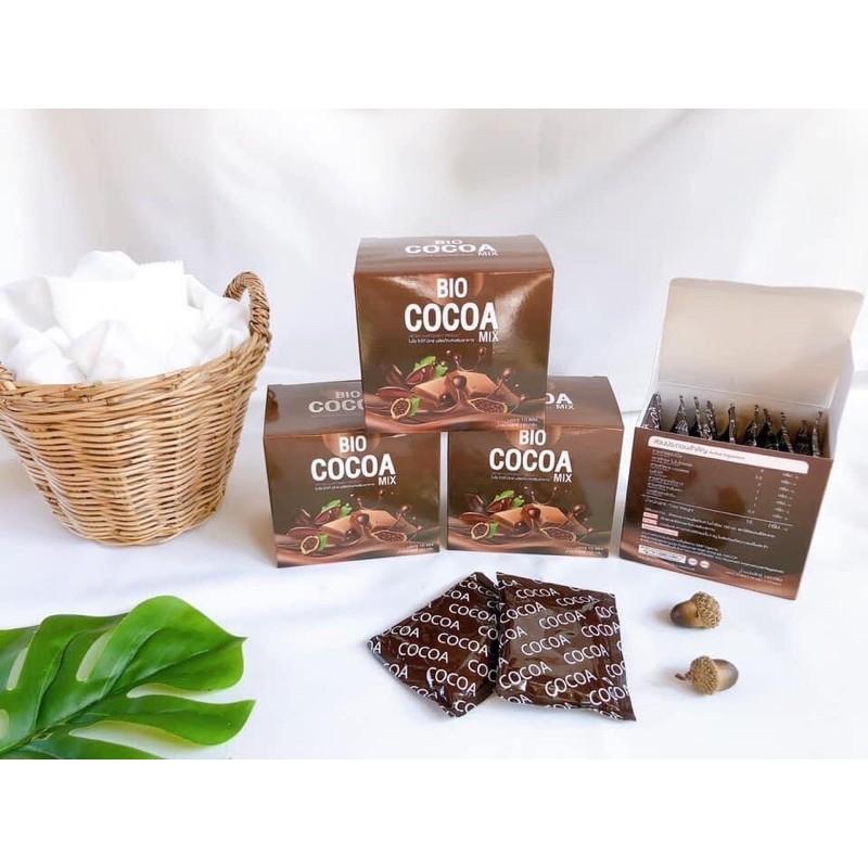 ไบโอโกโก้มิกซ์ Bio Cocoa Mix ของเเท้ 100%(ซื้อ2กล่องฟรีขวดชง)