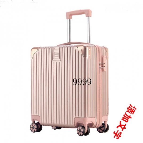 กระเป๋าเดินทางขนาดเล็ก 20 นิ้ว 18 นิ้ว