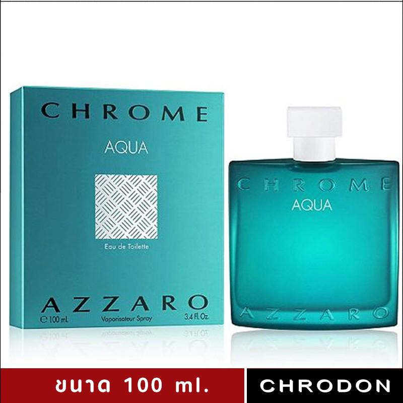 น้ำหอม Azzaro Chrome Aqua EDT