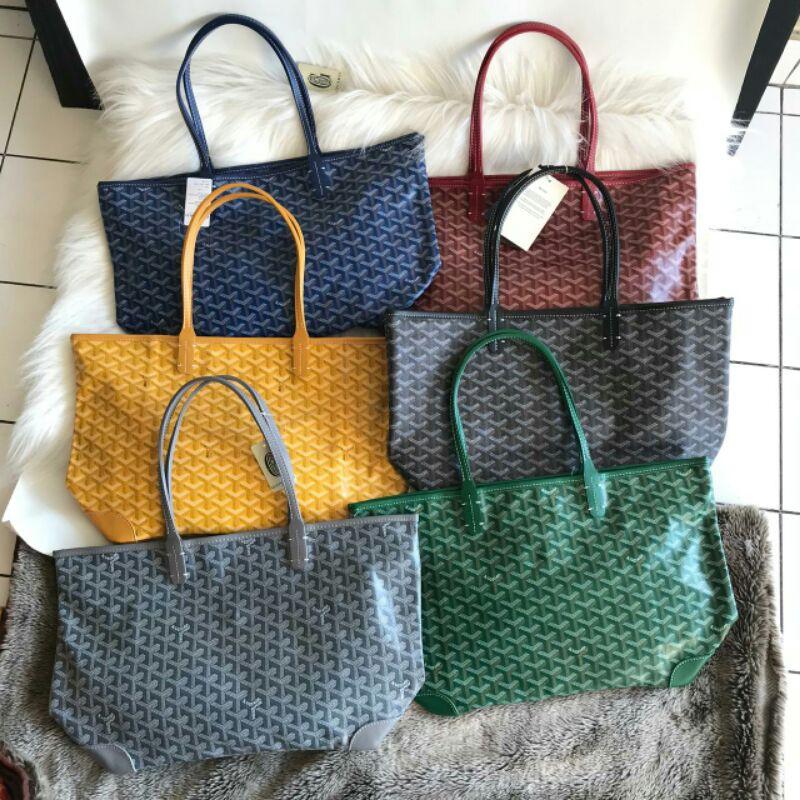 Goyard กระเป๋าถือ Tote สําหรับสตรี