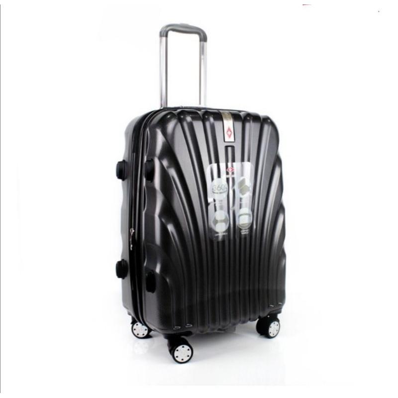 SWISSAIRS /กระเป๋าเดินทาง24นิ้ว/กระเป๋ากระเป๋าล้อลาก24นิ้ว