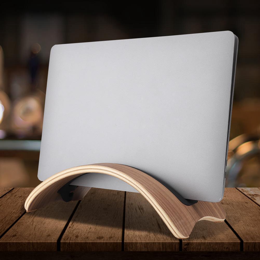 Laptop Stand Vertical Desktop Aluminum Alloy Accessories for MacBook Pro Air