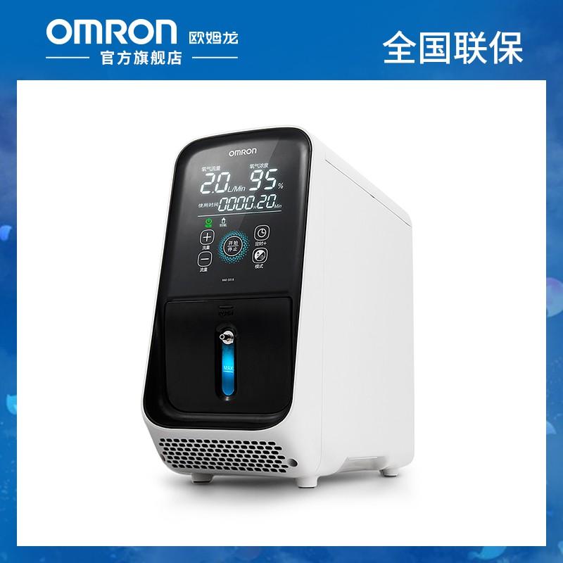 ผลิตภัณฑ์ใหม่ร้อนแรงเครื่องสร้างออกซิเจน Omron ในครัวเรือน HAO-2210 เครื่องผลิตออกซิเจนแบบพกพาในครัวเรือนเครื่องดูดออกซ