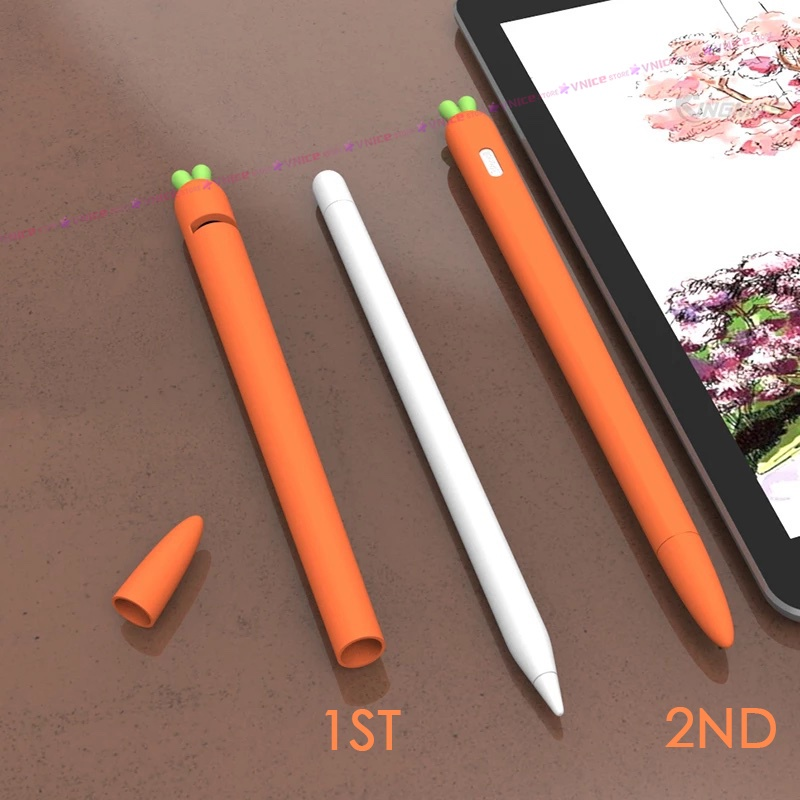 new✆♣✑เคสปากกา ApplePencil 2 1 Case  ปลอกสำหรับ iPad Pencil เคสปากกาไอแพด 1 2 ปลอกปากกา Apple Pencil