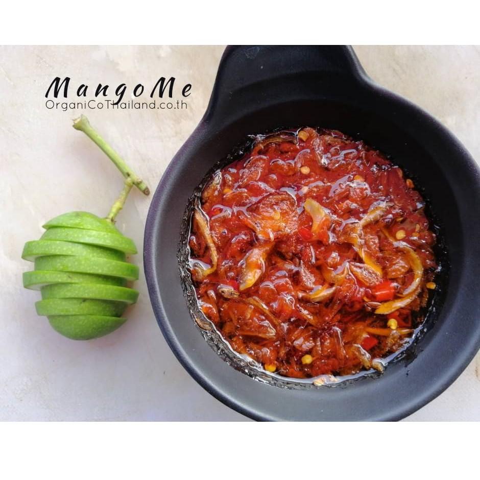 มะม่วงเบาสด MangoMe สถานีมะม่วงเบา น้ำหนัก 1 Kg