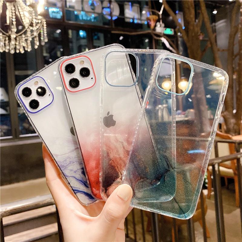 เคสโทรศัพท์มือถือแบบสองด้านสําหรับ Apple 12 Iphone11pro Max Xs
