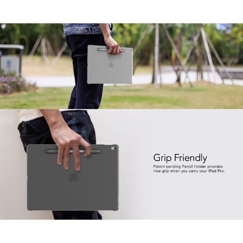 เคส iPad Pro 12.9 (Gen 1/2 2015/ 2017)  - งานแท้ Cover buddy by SwitchEasy (มีที่เก็บปากกา Apple Pencil) BjWi