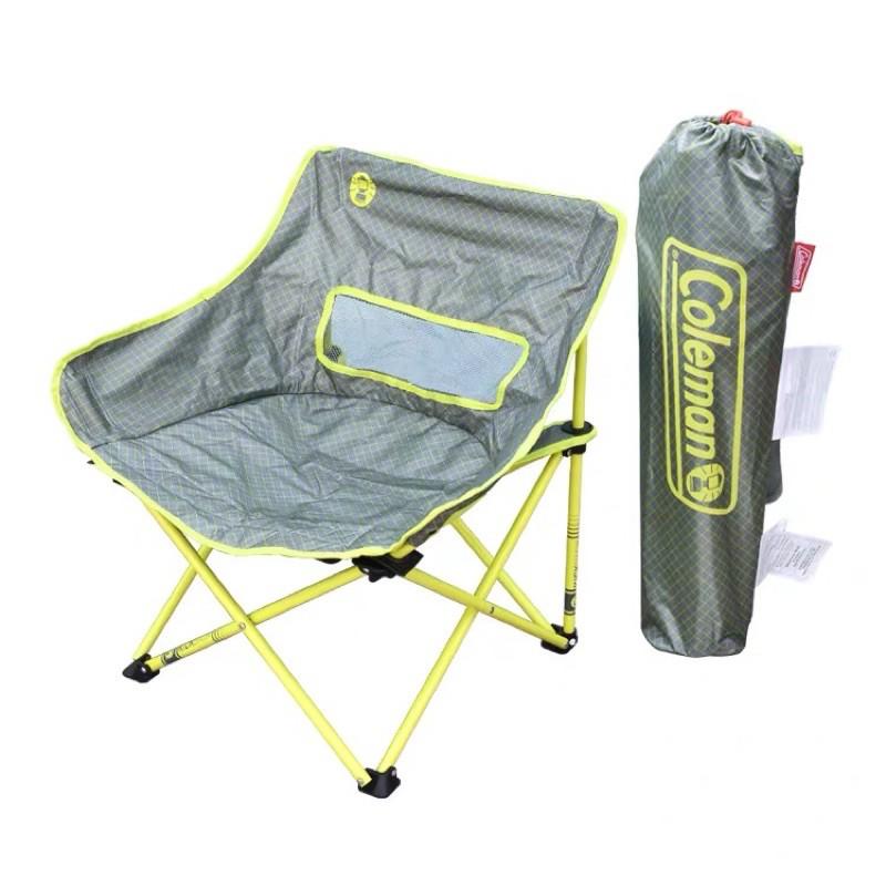 เก้าอี้ Coleman เก้าอี้แคมป์ปิ้ง รับน้ำหนักได้ 80kg ขึ้น เก้าอี้สนาม เก้าออกแคมป์ Camping เก้าอี้พกพา