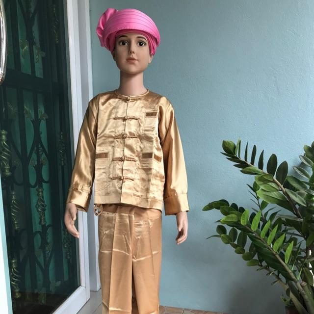 #ชุดพื้นเมืองชาย #ชุดพื่้นเมืองหญิง #ชุดไทยใหญ่ #เสื้อผ้าไทใหญ่ #ชุดผู้ชาย #ชุดผู้หญิง #ชุดงาน#กางเกง#ชุดเด็กชาย