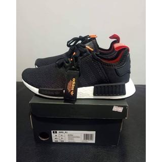 adidas nmd r1 สีดำปลั๊กชมพู Shopee Thailand  Shopee Thailand