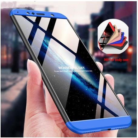 Samsung Galaxy a7 2018 J4 J6 Plus Prime Fashion 360 Full Body Hybrid Hard case