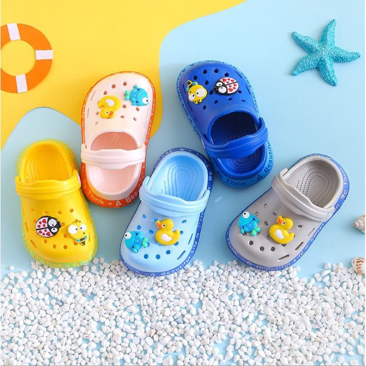 คัชชู~ รองเท้าเด็กรัดส้น  รองเท้าเด็ก รองเท้ารัดส้นเด็ก รองเท้าแตะรัดส้น รองเท้าเด็กผู้หญิง รองเท้าเด็กผู้ชาย รองเท้าย