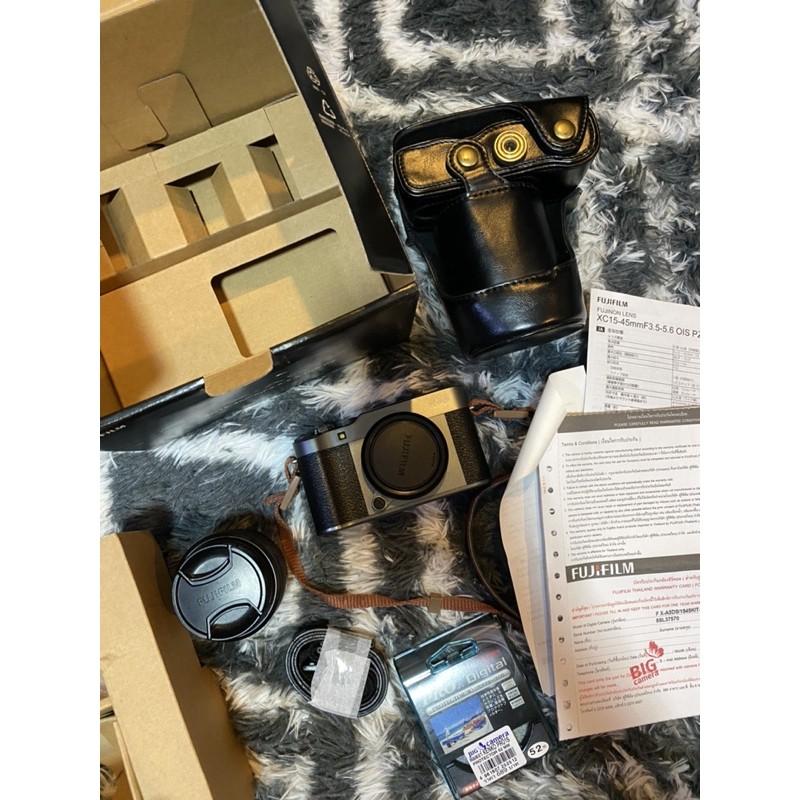 กล้อง FujiFilm Xa5 มือสอง