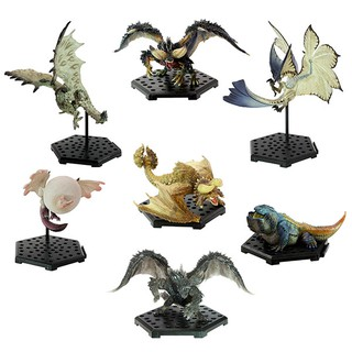 Review CAPCOM FIGURE BUILDERS MONSTER HUNTER STANDARD MODEL PLUS VOL.10