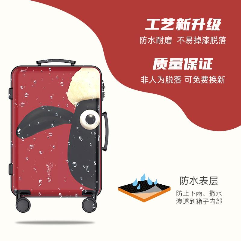 ₹り กระเป๋ารถเข็นเดินทาง กระเป๋าเดินทางพกพา กระเป๋าเดินทางสำหรับเด็ก Sean Lamb กระเป๋าเดินทางเด็กผู้หญิงกระเป๋าเดินทางสำห