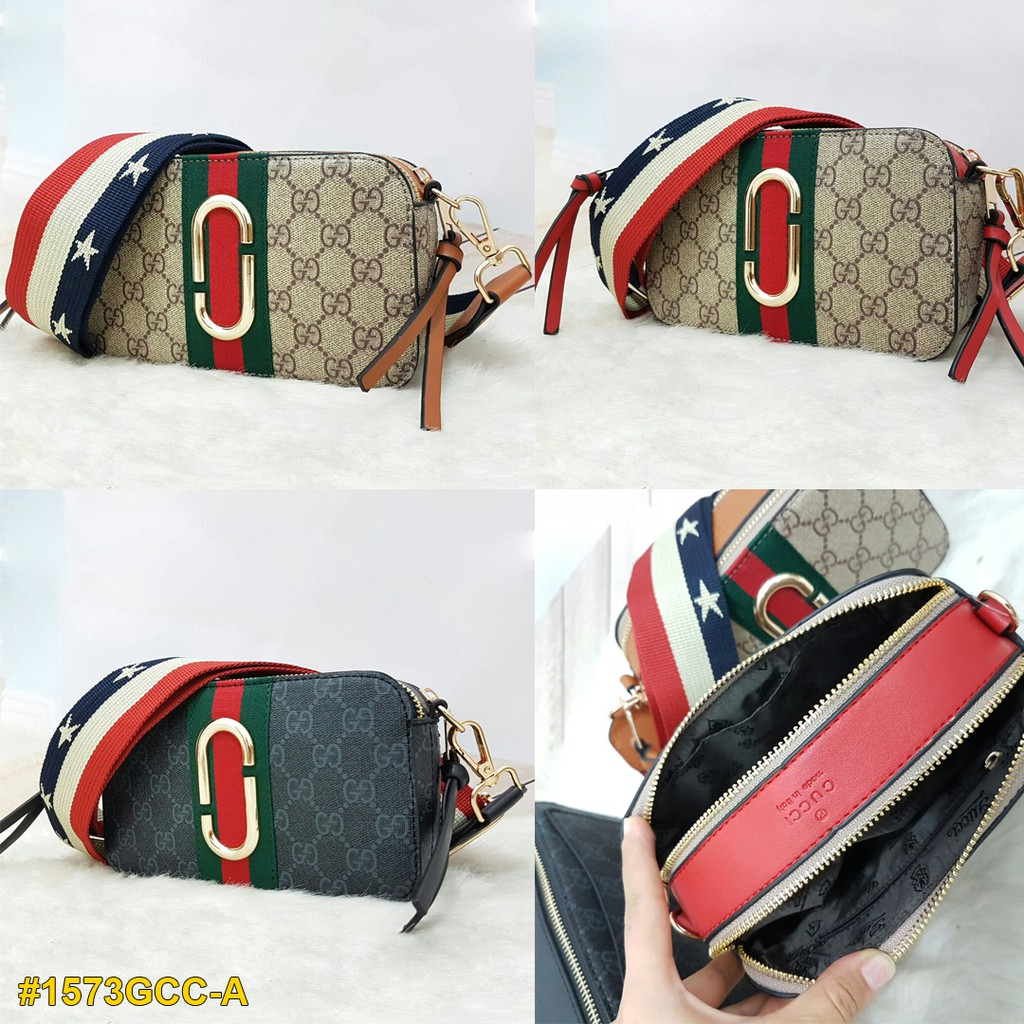 Gcc Snapshot กระเป๋าสะพายไหล่ขนาดเล็ก 074-2 1573gcc-a - Gucci Dionysus - ถุงกระเป๋า