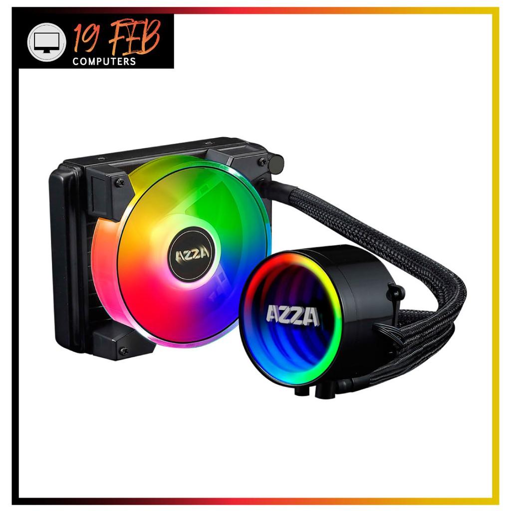 Liquid Cooling AZZA Blizzard Cooler 120mm ARGB