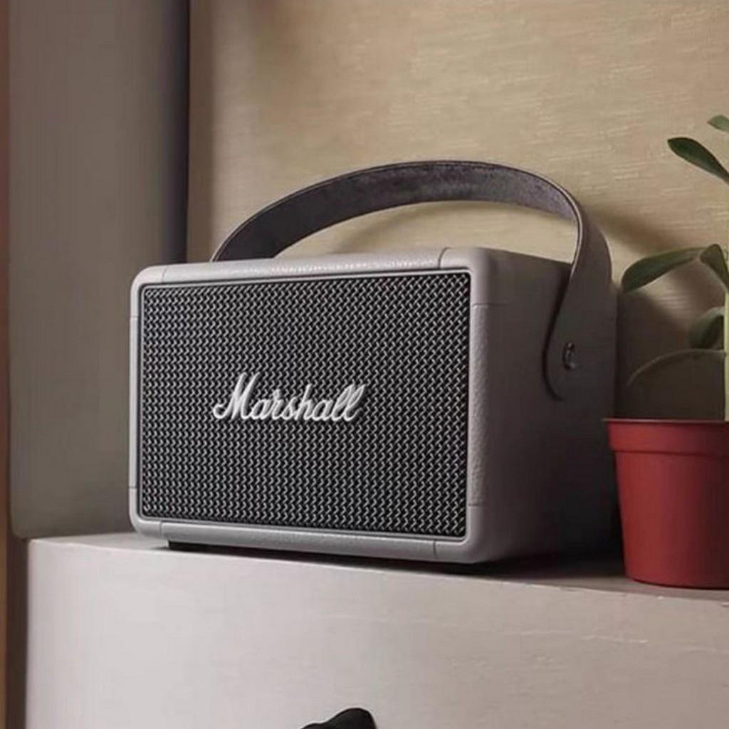 (รับประกัน 12 เดือน) Marshall Kilburn II Bluetooth Speaker-Marshall-Black เดิมแท้ yY1k