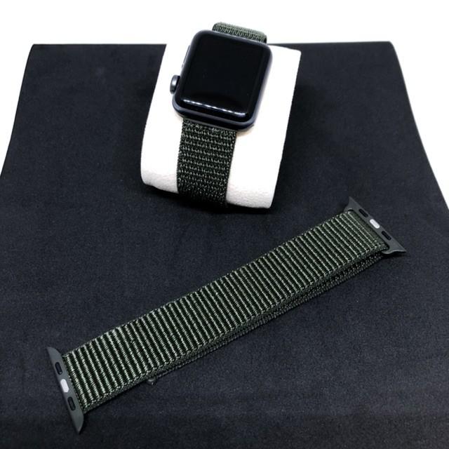 สายนาฬิกา# สาย Nilon Sport Loop สำหรับ AppleWatch