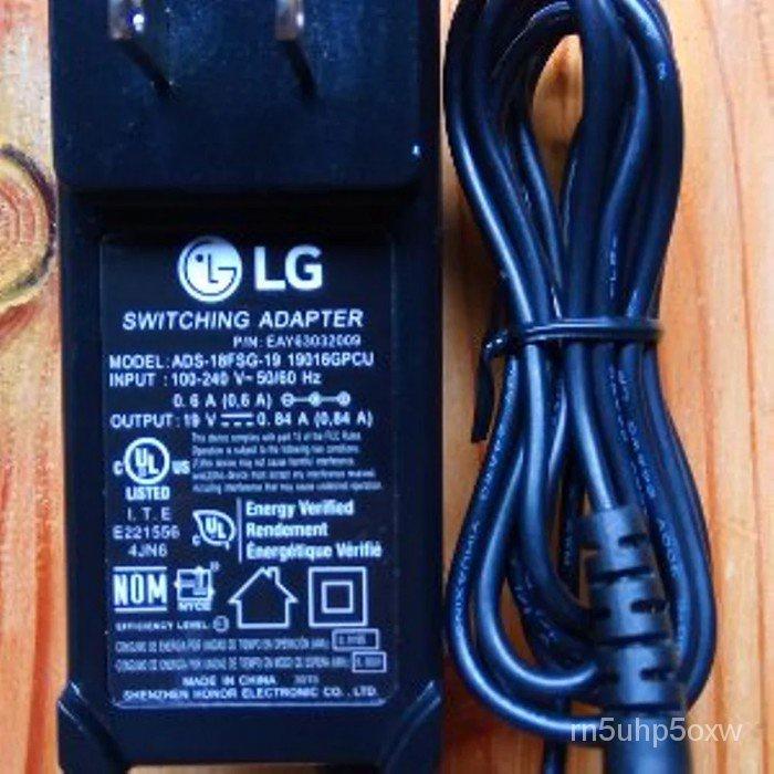 Lcd Adapter - LED - LG 19v 0.84a Monitor c02K