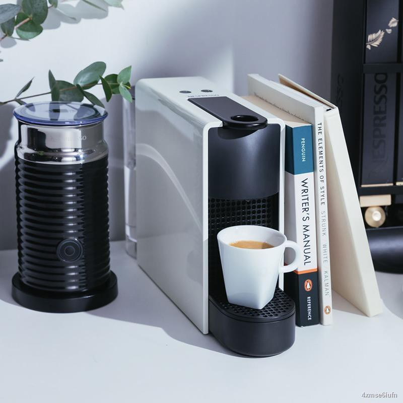✹✁NESPRESSO/Nespresso C30 เครื่องชงกาแฟแบบพกพาในบ้าน เครื่องทำกาแฟมินิแคปซูล