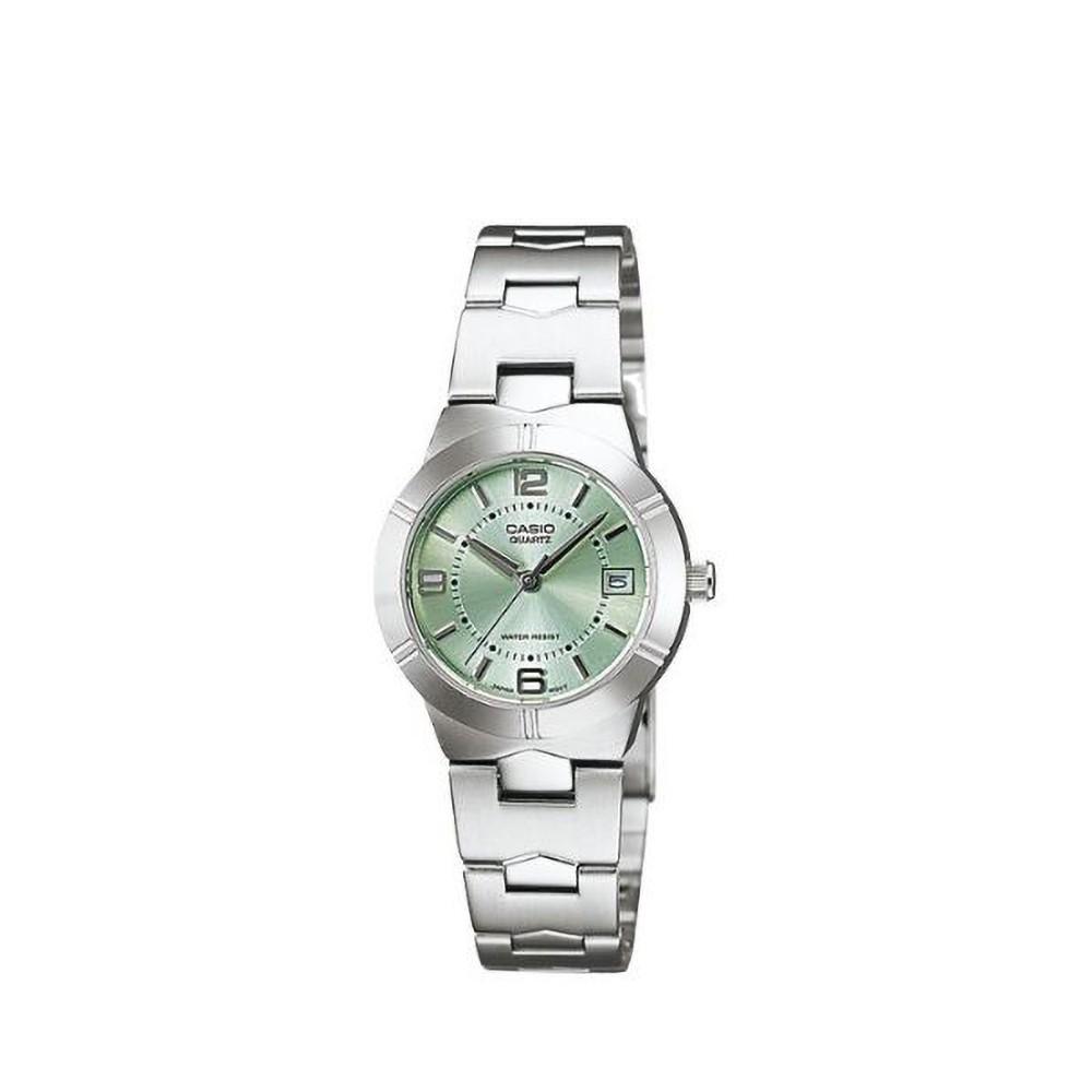 CASIO นาฬิกาข้อมือ GENERAL รุ่น LTP-1241D-3ADF นาฬิกากันน้ำ สายสแตนเลส
