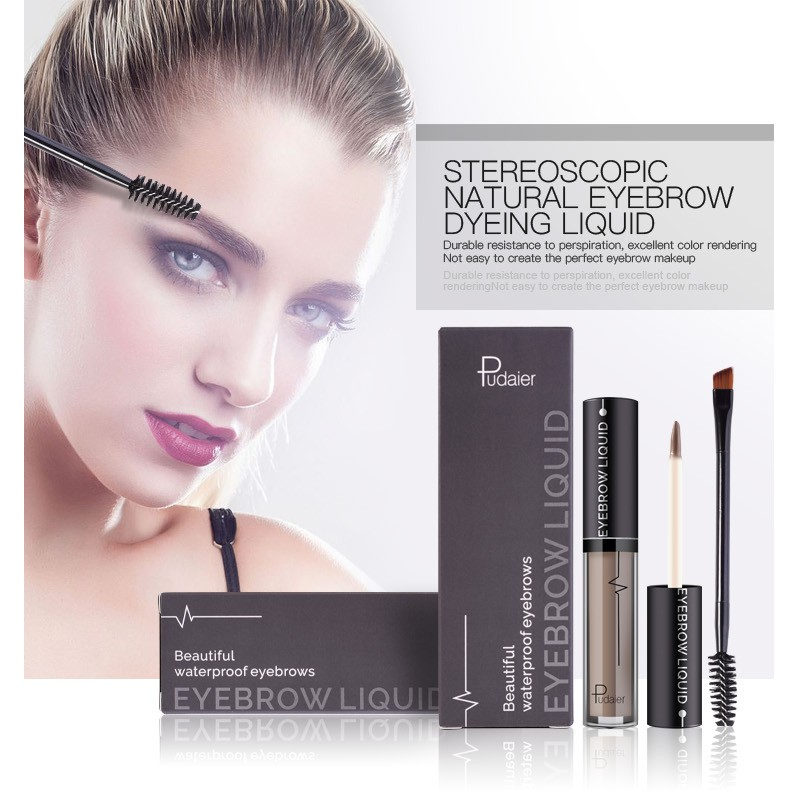 Professional Eye Brow Tint Cosmetics Natural Long Lasting Waterproof