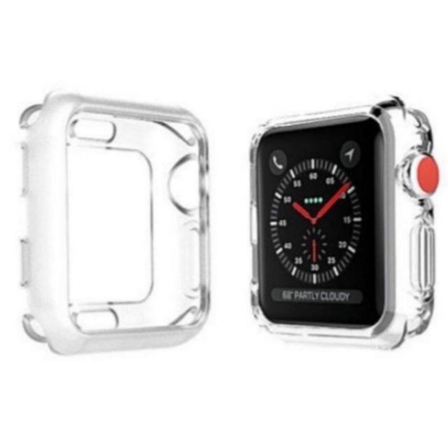<พร้อมส่ง>⌚️38/40/42/44MM เคส TPU- แอปเปิ้ลวอทซ์ (38/42/44/44MM case apple watch)