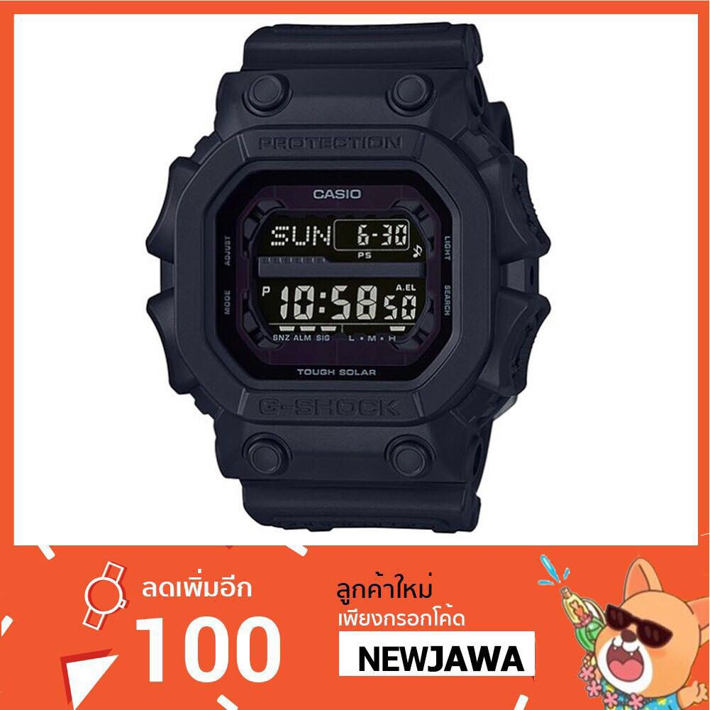 Casio G Shock Ga 110hr 1 Blackred Series 110ts 1a4dr Black And Orange Dial With Led Light 100 Shopee Thailand