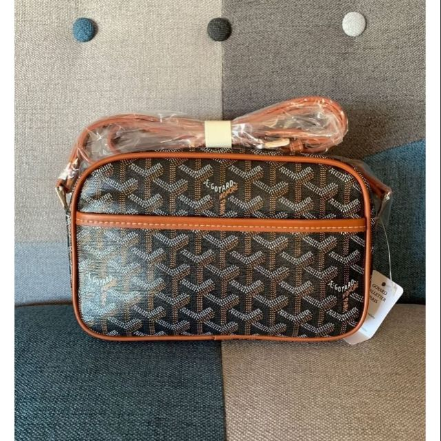 ​ Goyard Crossbody bag​ Tan
