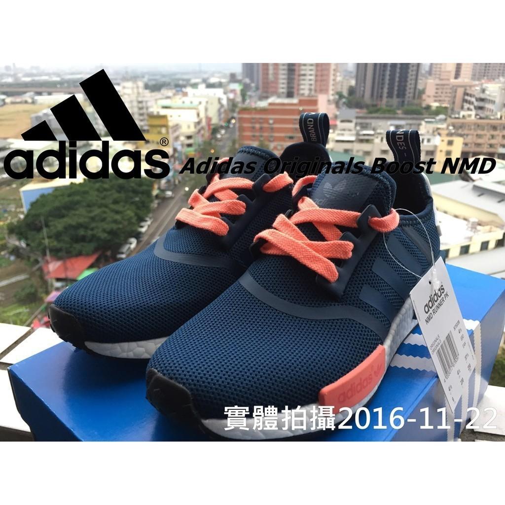 newest 07ca7 9e7a7 ราคาดีที่สุด การจัดซื้อ Adidas Originals Boost NMD ผงสีฟ้า ...