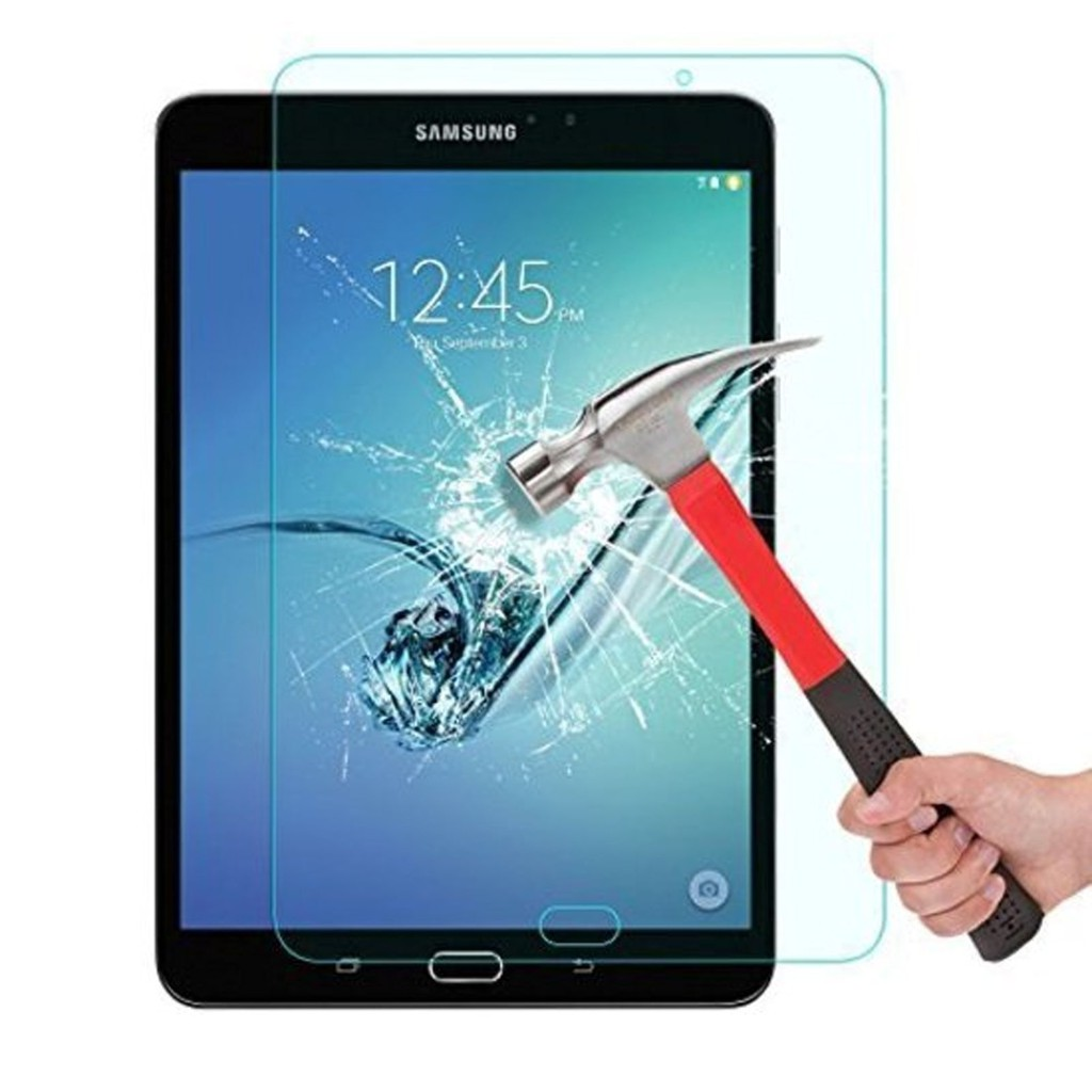 """9H Tempered Glass Screen Protector Saver for Samsung Galaxy Tab S2 9.7/"""" Tablet"""