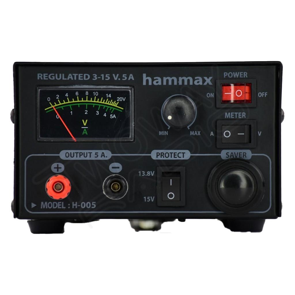 Power supply Hammax H-005