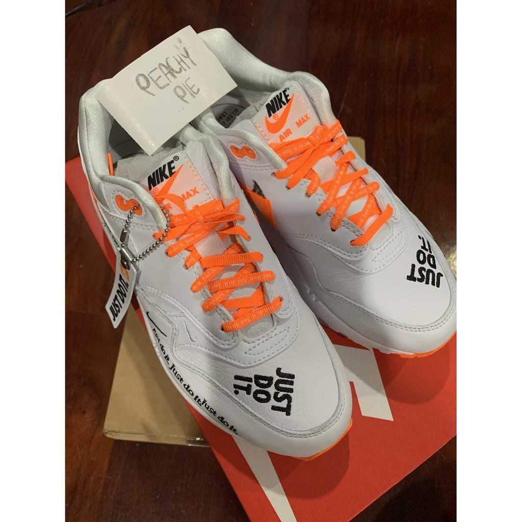 ของแท้💯 จาก Nike Thailand 7 US WMNS Nike Air Max 1 LX Just Do It