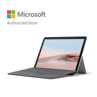 Microsoft Surface GO 2 LTE Laptop M/8/128 SC Platinum with Type Cover