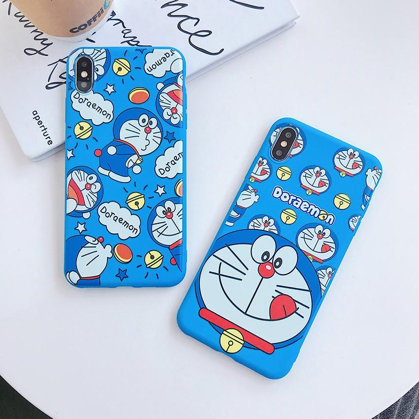 🔥 เคส Samsung A71 A51 A70 A50 A50s A30 A30s A20 A20s A10 A10s A9 A8 A7 A6 A6+ J7 J6 J6+ J5 J4+ J2 Prime Pro Plus 2018 INS childhood cartoon Doraemon TPU soft Case Cover / YKH