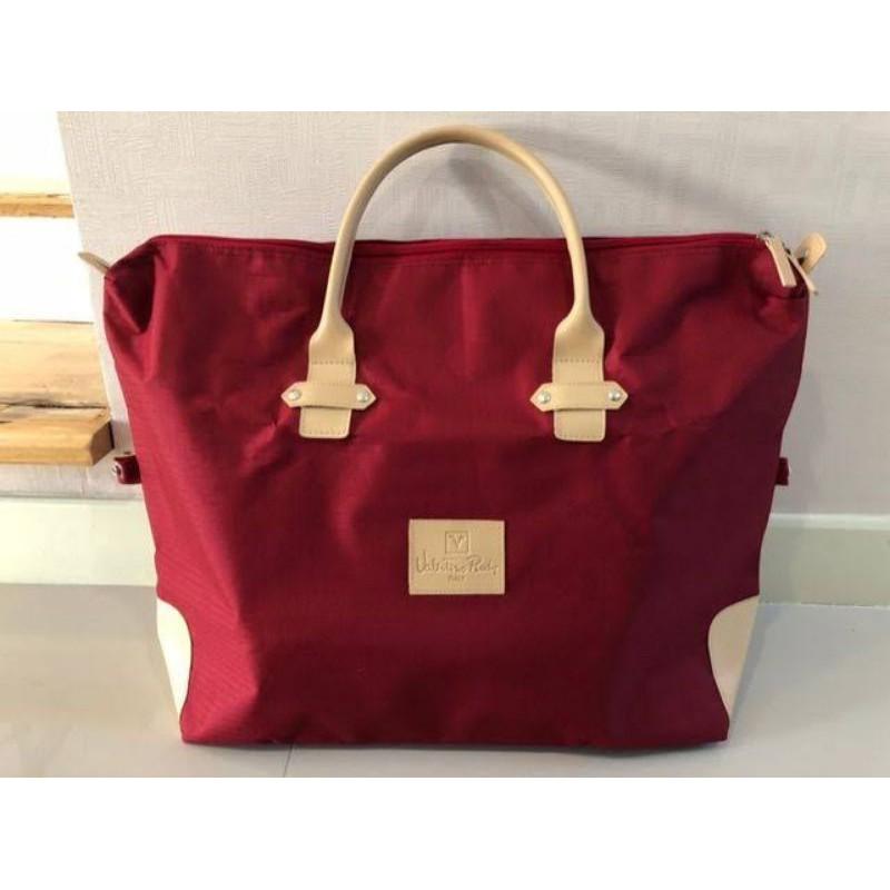 กระเป๋าเดินทางแบบถือ Valentino Rudy  ของแท้ล้าน%