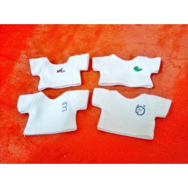 เสื้อยืดชัคกี้got7  RealThai ลายใหม่ 🔥 มีเวอร์1-2-3 ลายแบมแบม ยองแจ จินยอง มาร์ค