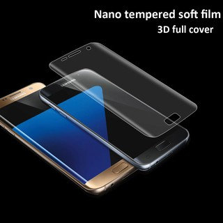 Image # 2 of Review Samsung Galaxy S8 S9 S10 Plus S10 Lite Screen Protector HD Clear Self-Healing Nano Soft TPU Protective Film
