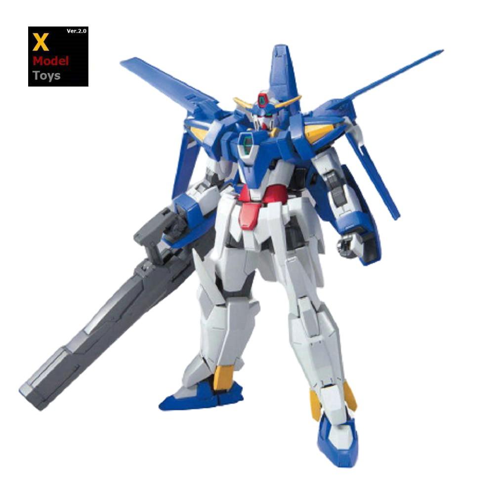 353 Xmodeltoys 0 Gundam Bandai HG AGE Gundam AGE-3 Normal