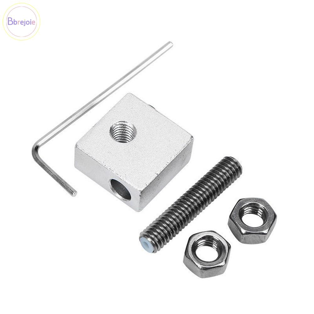 Nozzle Kit Cleaning Needle Heating Block Tools For Creality Ender-3 3D Printer