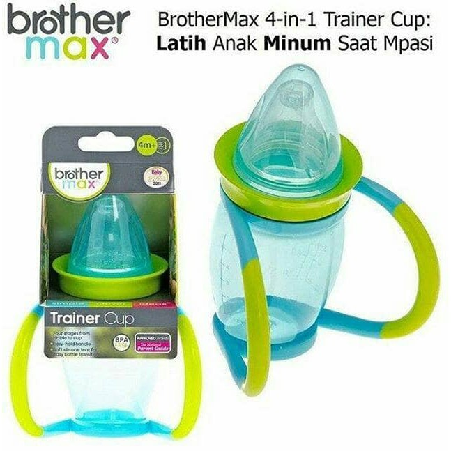 Brother Max 4in1 ชุดถ้วยเทรนเนอร์