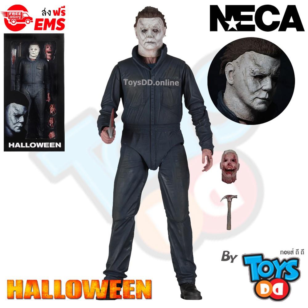 Neca 1/4 Scale Figure Halloween Michael Myers (18 Inches)
