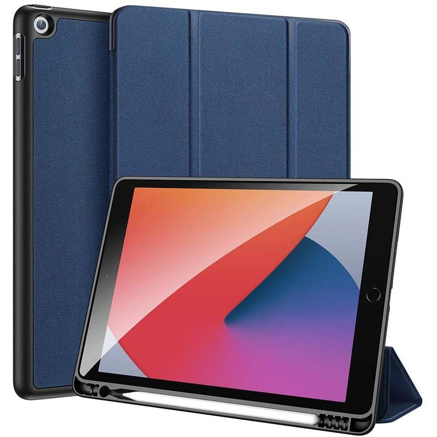 Dux Ducis เคสฝาพับ iPad 10.2 Gen7/Gen8 เคสใส่ปากกา iPad 8th 2020 Duxducis Domo Series ของแท้💯%
