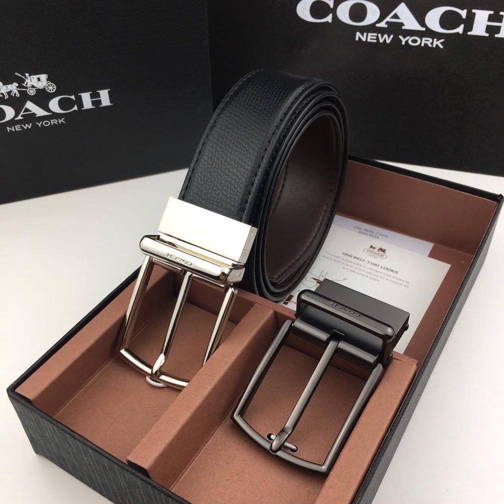coach กระเป๋าสตางค์ใบสั้นสําหรับผู้ชาย