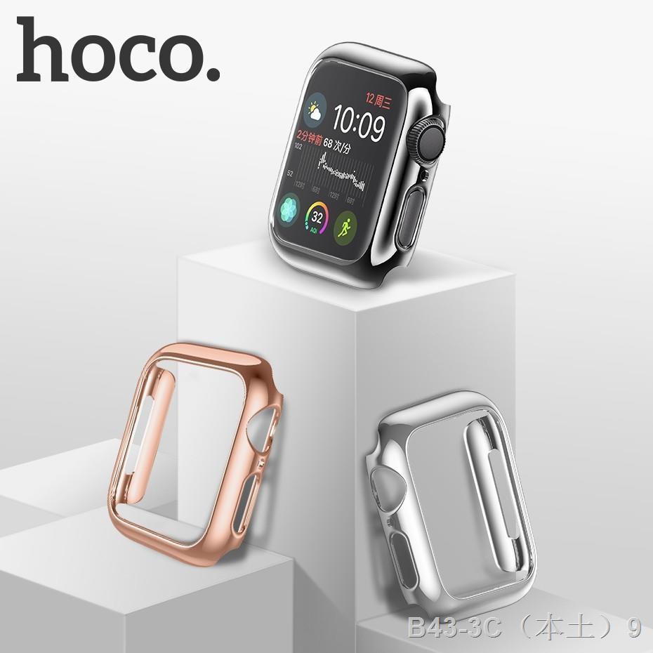 yu ☬❄♤Hoco PC Case For Apple Watch 40mm. / 44mm. เคสPC แบบแข็ง