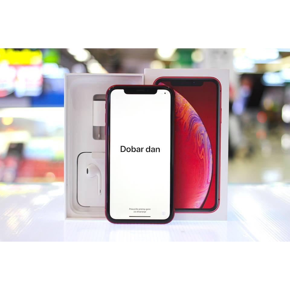 Iphone xr 256GB มือสอง (มีบริการผ่อนโดยไม่ใช้บัตร)