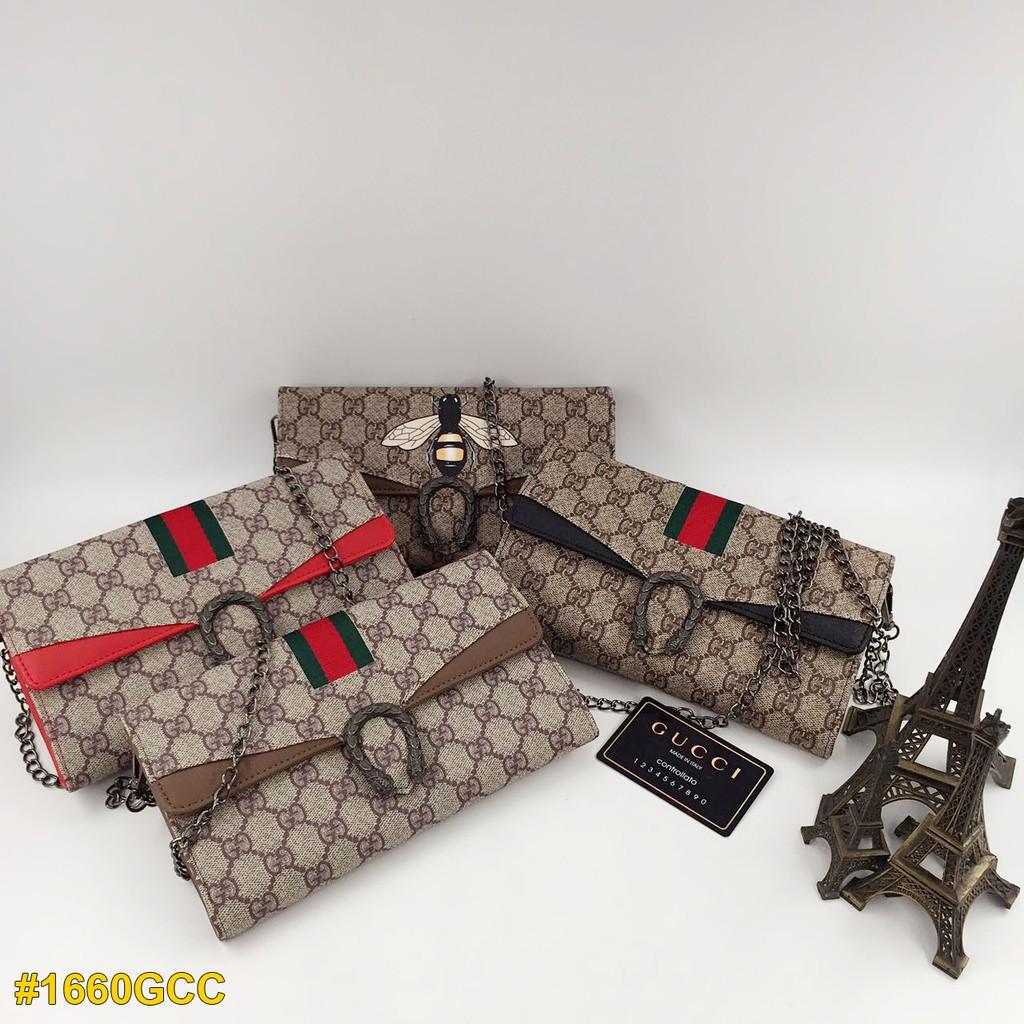 Gcc Dionysus Woc 1660gcc - Gucci Dionysus กระเป๋าสะพายไหล่สําหรับสตรี