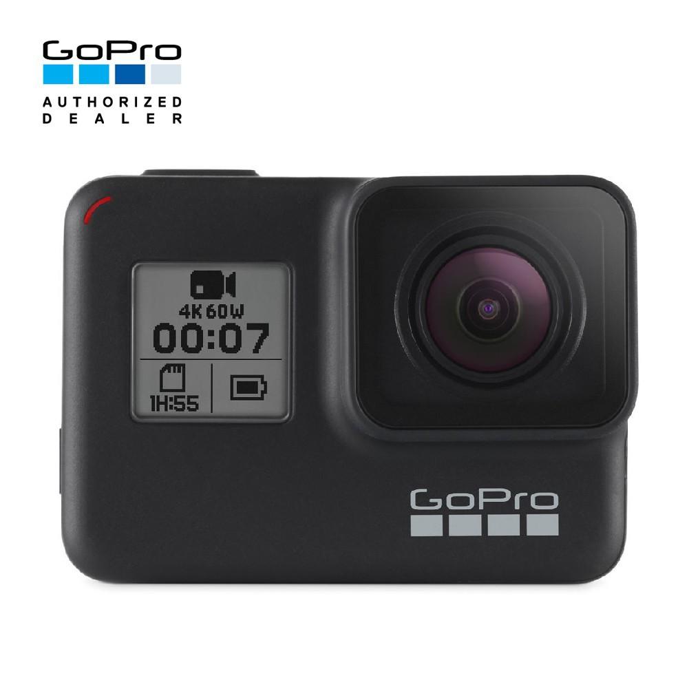 GoPro HERO7 Black (มือสอง)+Assesories